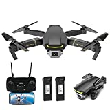 Goolsky Global Drone GW89 RC Droni con Fotocamera 1080P WiFi FPV Gesture Foto Video Altitude Hold Pieghevole RC Selfie Quadcopter