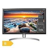 LG 27UK850 Monitor per PC Desktop 27', LED IPS UltraHD 4K HDR 10, 3840x2160, AMD FreeSync, MAXXAudio 10W, 2 HDMI, 1 Display Port