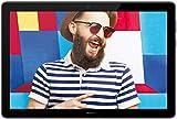 Huawei Mediapad T5 Tablet, Display da 10.1', 1080p full hd, 64 GB Espandibili, 4 GB RAM, Android 8.0 EMUI 8.0 OS, Wi-Fi, Nero