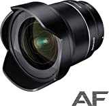 Samyang SYA1SE Lente 14 mm AF F2.8 per Sony E, Full Frame, Nero