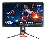 ASUS ROG SWIFT PG27UQ 27'' 4K Gaming Monitor, 144 Hz, G-SYNC Ultimate, E