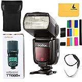 Godox TT685N TTL Camera Flash Alta Velocità HSS 1/8000s GN60 Speedlite per Nikon D800D700D7100D7000D5200D5100D5000 Cameras(TT685N)