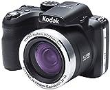 Kodak AZ422, Bridge Camera 20Mp 1/2.3' Ccd 5152 X 3864Pixels, Nero