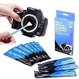 Telecamera sensore tampone di pulizia tipo 2(Vsog DDR15) per APSC sensore (CCD/CMOS): la confezione include 10x 16mm Tamponi di pulizia