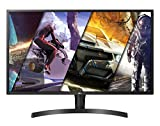 LG 32UK550 Monitor 32' 4K Ultra HD HDR, 3840x2160, 4ms, Speaker Integrati 10 W, Radeon FreeSync, Multitasking, Display Port, HDMI, Regolabile in Altezza