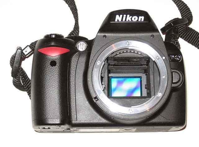 Come scegliere una macchina fotografica reflex  sensore