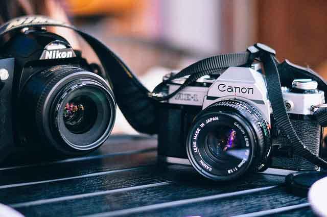 Come scegliere una macchina fotografica reflex Nikon Canon