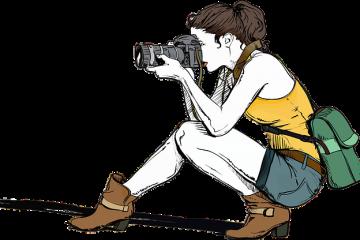 parti macchina fotografica
