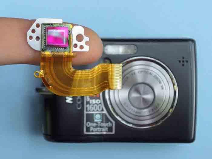 come scegliere una fotocamera compatta digitale sensore