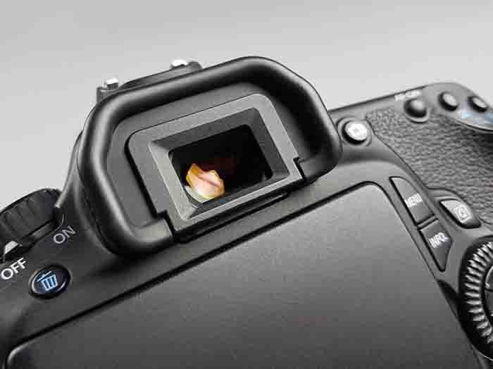 componenti macchina fotografica mirino