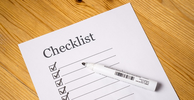 reflex usate cosa guardare checklist