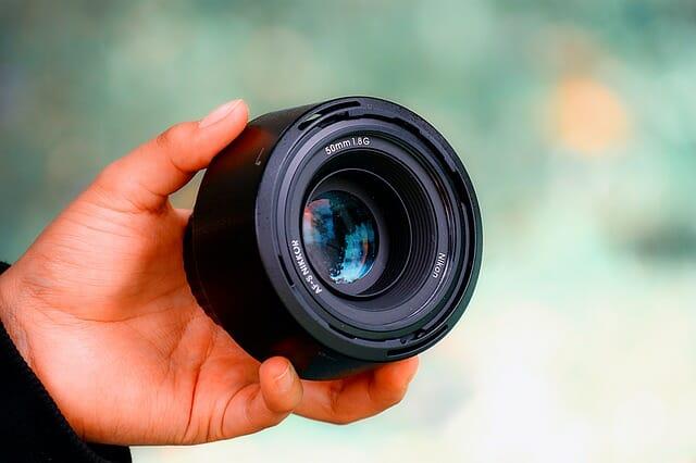 ome diventare fotografo di matrimoni obiettivi