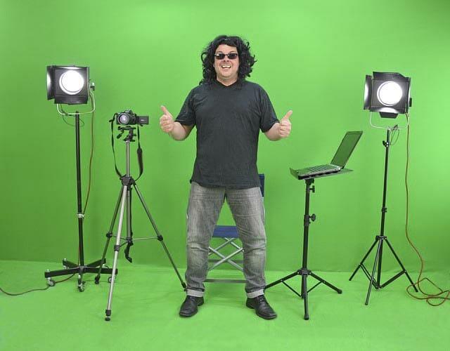 come aprire uno studio fotografico attrezzatura