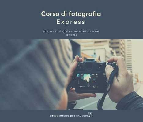 fotografare per stupire corso fotografia