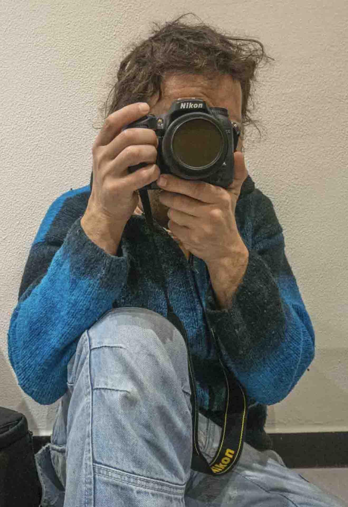 come impugnare una macchina fotografica