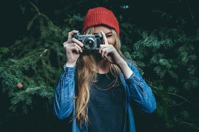 corso di fotografia on line