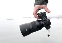 Come impugnare una macchina fotografica per avere una nitidezza spaziale