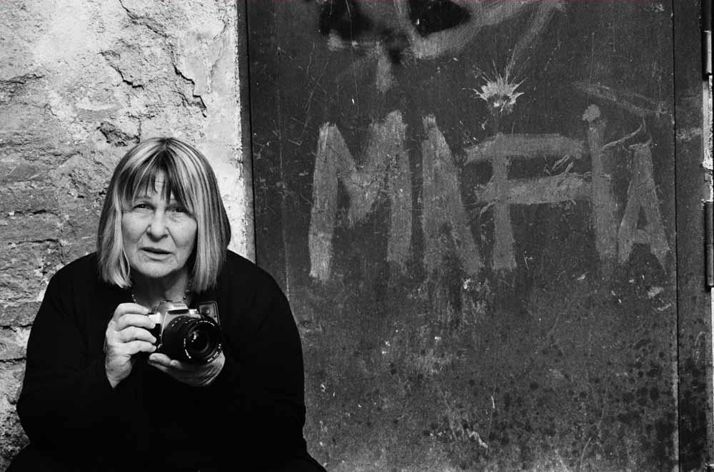 fotografa italiana Letizia Battaglia