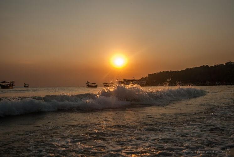 fotografare tramonti attrezzatura
