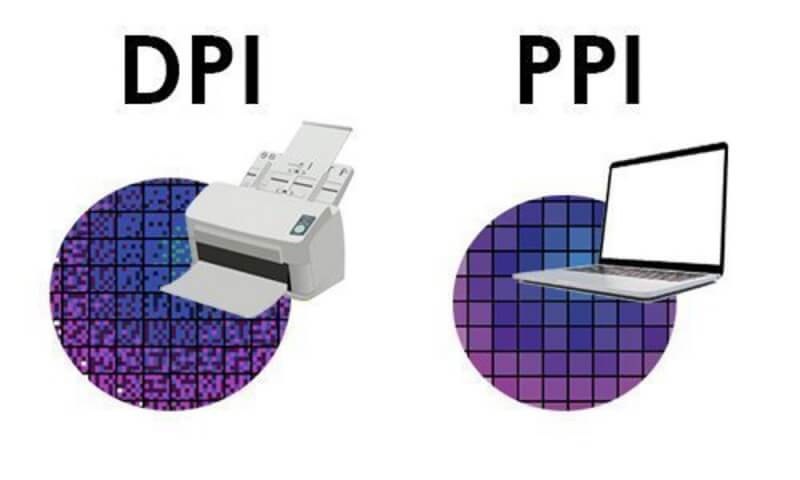 stampare foto dpi ppi