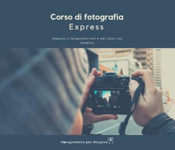 corso di fotografia online gratis express