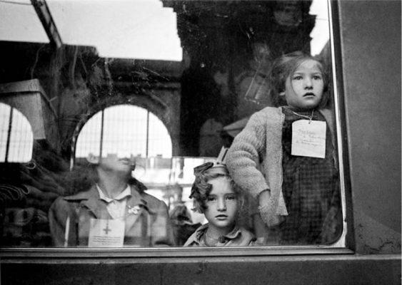 famosi fotoreporter Werner Bischof