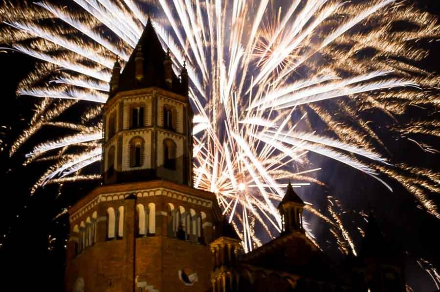 fotografare fuochi d'artificio errore