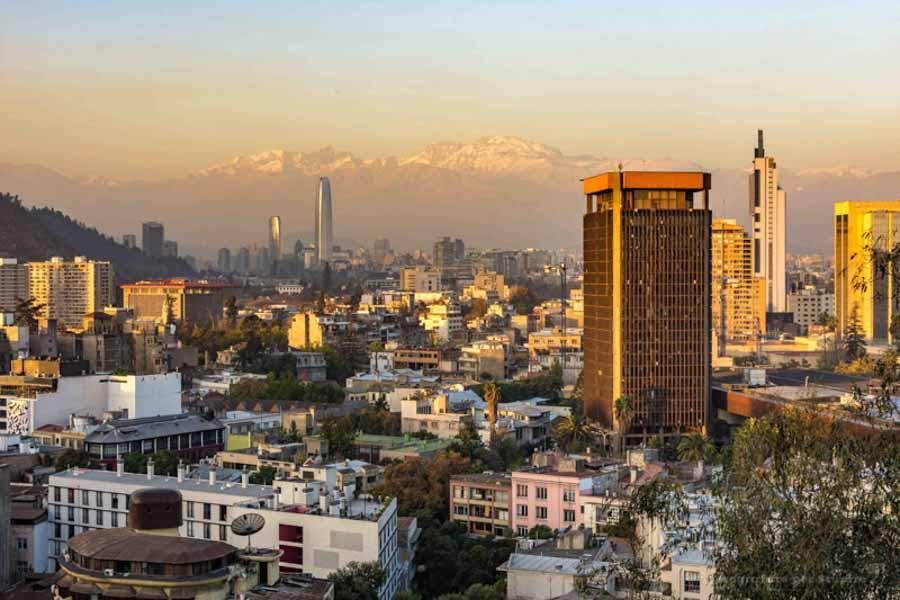 fotografare tramonti Cile