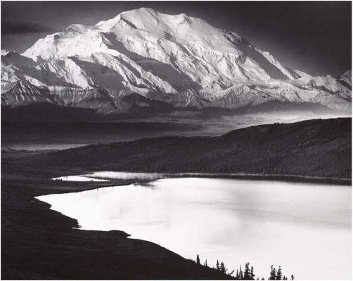 fotografi famosi paesaggi Adams