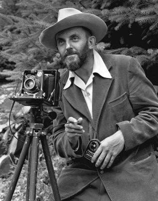fotografi famosi paesaggi Ansel Adams