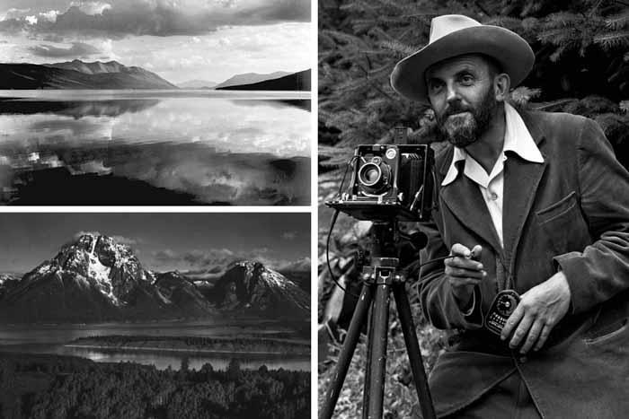 fotografo americano Adams