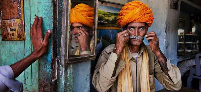 fotografo americano famoso  McCurry