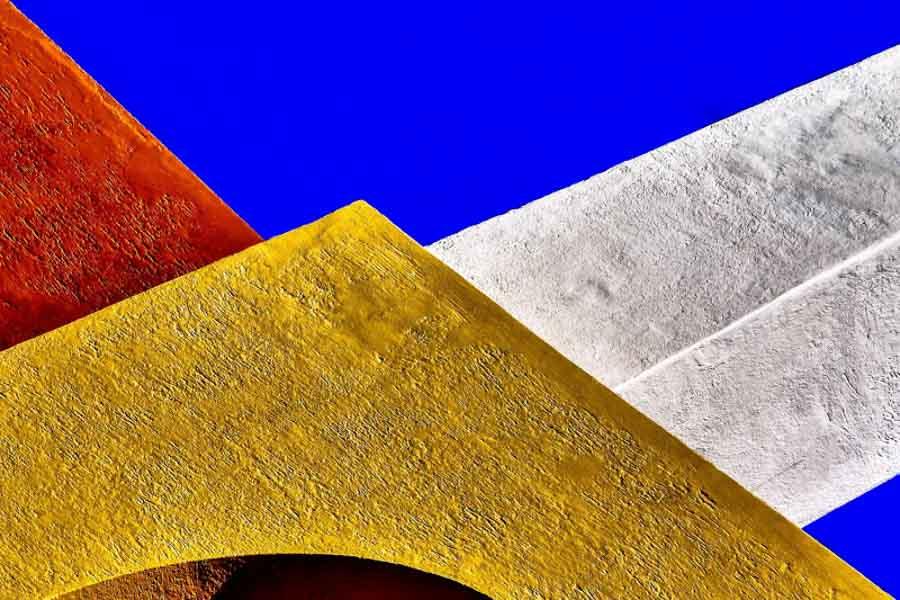 franco fontana fotografo geometrie