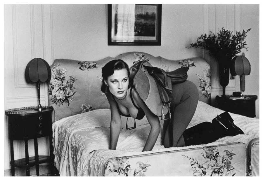 helmut newton fotografo famoso