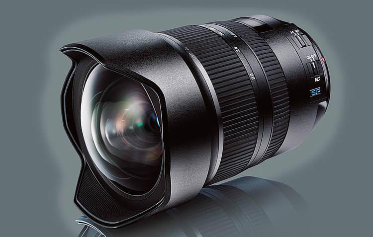 obiettivo grandangolare Nikon