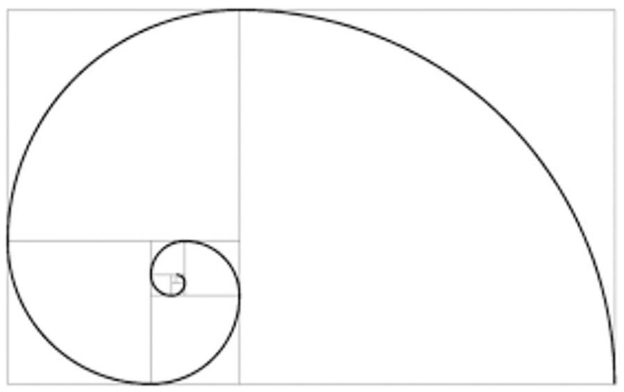 regole di composizione fotografica spirale