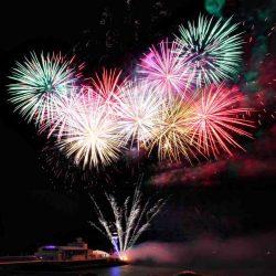 fotografare fuochi d'artificio intro