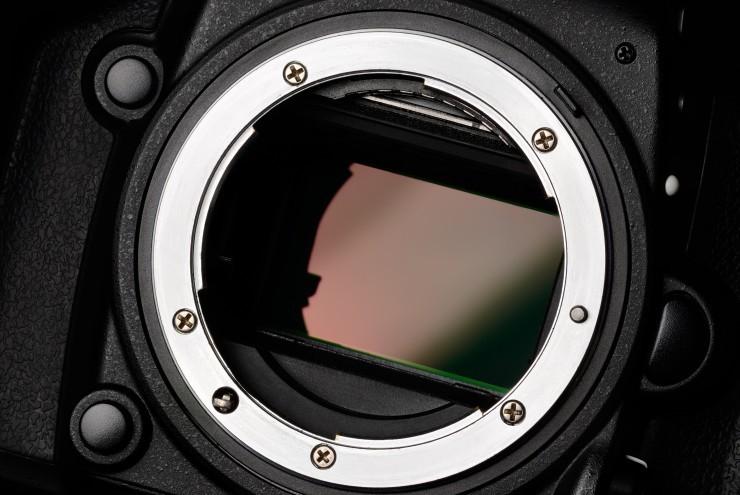 struttura macchina fotografica
