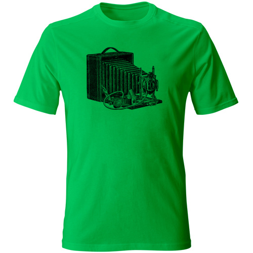 maglietta personalizzata fotografo