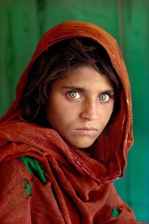 Fotografo di ritratto McCurry